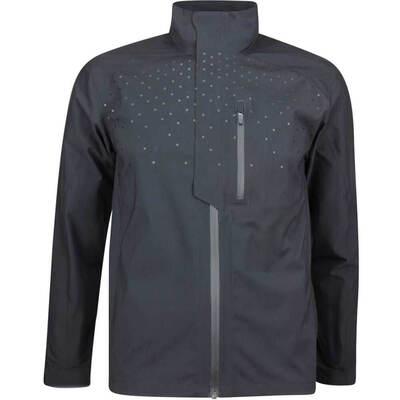 Galvin Green Waterproof Golf Jacket Alton Paclite Black AW18