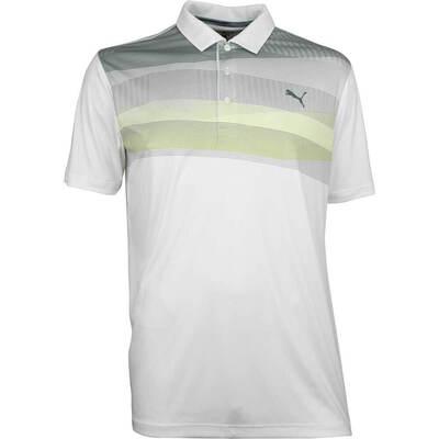 Puma Golf Shirt Ultralite Refraction Laurel Wreath AW18