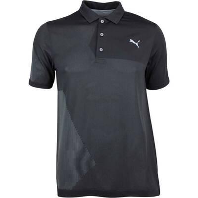 Puma Golf Shirt Evoknit Dassler Black AW18
