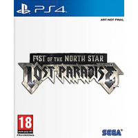 Image of Fist of the North Star Lost Paradise