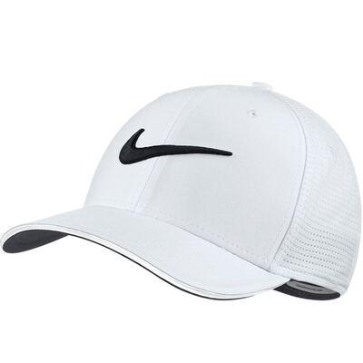 Nike Golf Cap NK Classic 99 Mesh White AW18