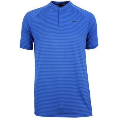 Nike Golf Shirt TW Zonal Cooling Blade Gym Blue AW18