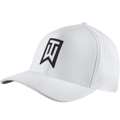 Nike Golf Cap TW Aerobill Classic 99 White AW19