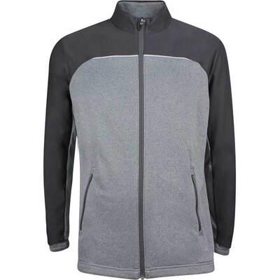 Adidas Golf Jacket Go To Full Zip Black AW18