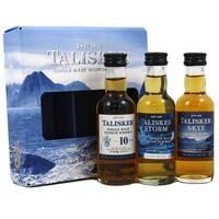Talisker Gift Pack 3x5cl