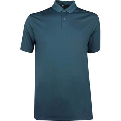 Nike Golf Shirt NK Dry Victory Midnight Spruce AW18