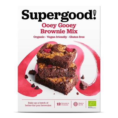 Superfood Bakery Joy Makers Brownies Mix 287g