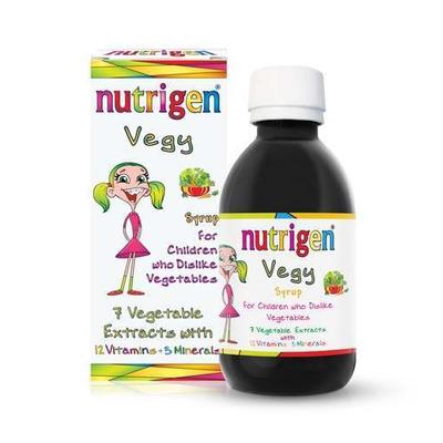 Nutrigen Childrens Vegy Syrup 200ml