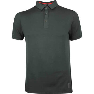 adidas Golf Shirt Adicross Primeknit Polo Black AW19