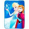 Disney Frozen Coral Fleece Blanket - Lights