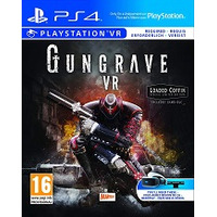 Image of GUNGRAVE VR