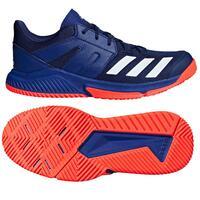 Image of Adidas Essence Indoor Hockey Shoes 2018 Blue/White/Red #UK 10