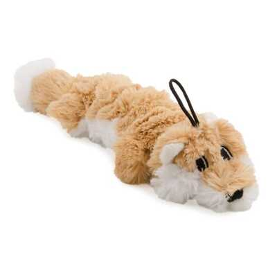Ancol Rope Filled Fox - Dog Toy