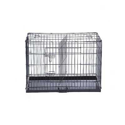 Dog Cage - With Divider