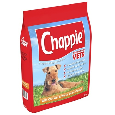 Chappie Adult Dog Food 15kg