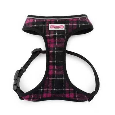 Ancol Comfort Tartan Harness