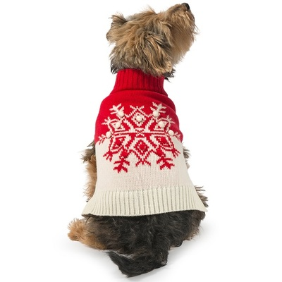 Ancol Snowflake Dog Jumper