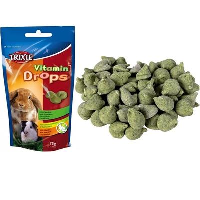 Trixie Small Animal Vitamin Drops Snack 75g