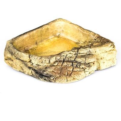 ProRep Terrarium Stone Corner Bowl