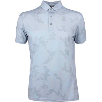 Galvin Green EDGE Golf Shirt General Camo White 2019