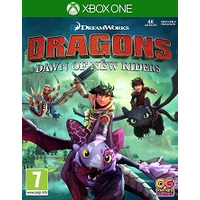 Image of Dreamworks Dragons Dawn of New Riders