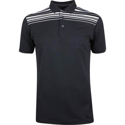 Galvin Green Golf Shirt Melwin Black SS19