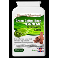 Green Coffee Bean EXTREME 60's