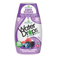 Natural Stevia Water Drops Mixed Berry 48ml