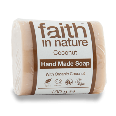 Coconut Hand Made Soap 100g