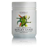 Barley Grass (100% Organic) 200g