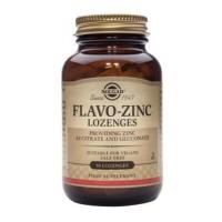 Flavo-Zinc Lozenges 50's