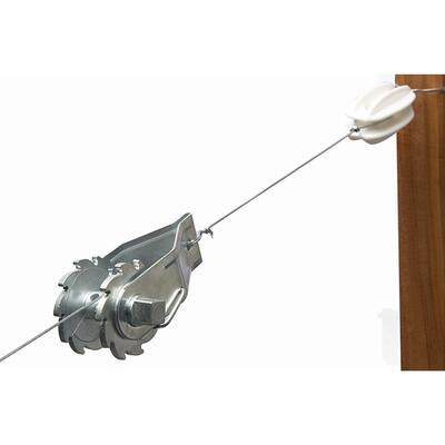 Hotline T26 Ratchet Heavy Duty Aluminium Electric Wire Tensioner (Bulk)