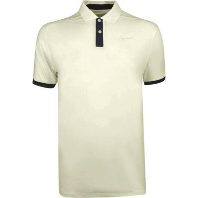 Nike Golf Shirt Vapor Solid Sail SS19