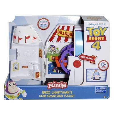 Disney Pixar Toy Story 4 Carnival Playset