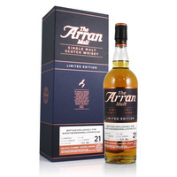 Arran 1997 21YO Cask #841 - The Green Welly Stop Exclusive