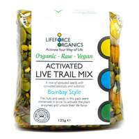 Activated Live Trail Mix Bombay Style (Organic) 125g