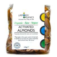Activated Almonds (Organic) 125g