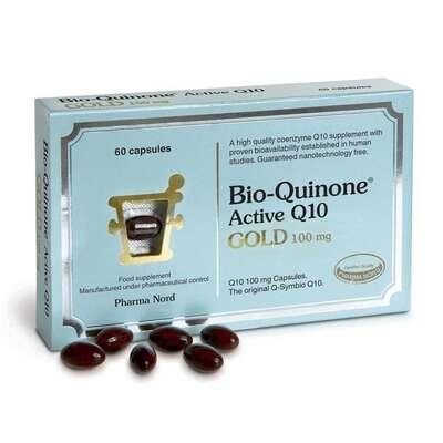 Pharma Nord Bio-Quinone Q10 Gold 100mg 60 Capsules