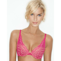 Wonderbra My Pretty Push Up Lace Bra