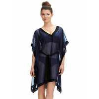 Fantasie Sarasota Kaftan Beach Dress Nightshade