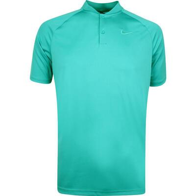 Nike Golf Shirt NK Dry Momentum Blade Cabana Green SS19