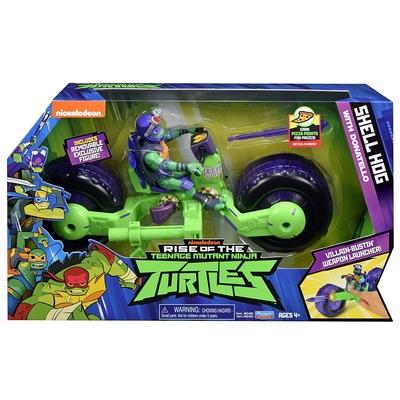 Rise of the Teenage Mutant Ninja Turtles Shell Hog with Donatello