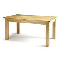 Serene Furnishings &pipe; Bromley Oak Extendable Dining Table