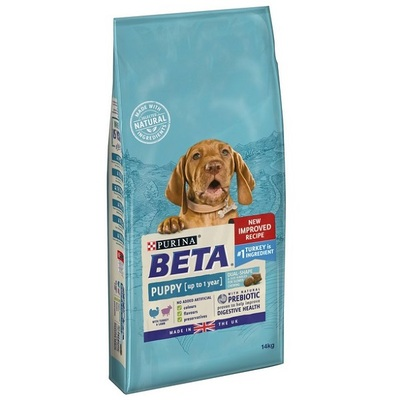 Purina Beta Puppy Turkey & Lamb Dog Food