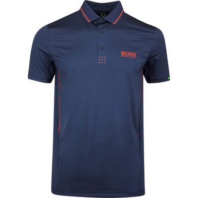 BOSS Golf Shirt Paule MK Nightwatch FA19