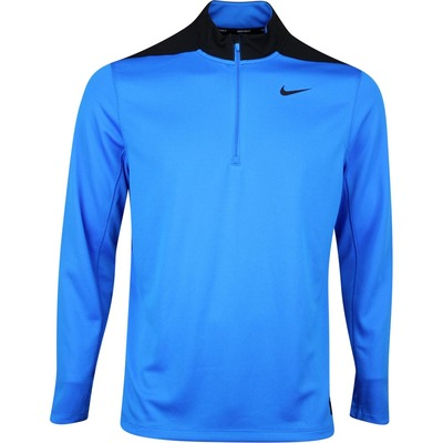 Nike Golf Pullover NK Dry Core HZ Photo Blue AW19