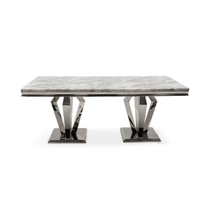 Amour 1.8m Marble Dining Table