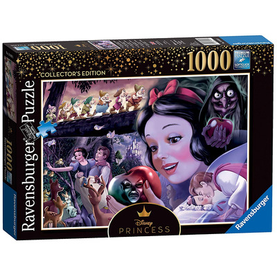 Ravensburger 14849 Disney Princess Heroines No.1-snow White 1000pc Jigsaw Puzzle