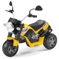 Peg Perego Scrambler Ducati Kids 6v Ride On Three-Wheel Motorbike