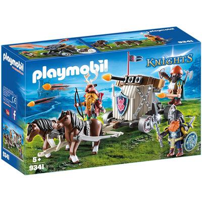 Playmobil Knights Horse Drawn Ballista